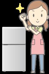 大きな冷蔵庫は自力で運ぶのは故障の原因?専門家に任すのが無難!